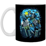 Destroy The City - 11 oz. White Mug - 292