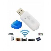 Car Usb Bluetooth Receiver- Converts Usb Player To Bluetooth Player