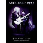 Axel Rudi Pell - One Night Live (0693723081779) (2 DVD)