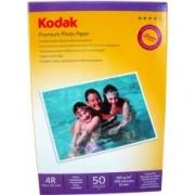 Hartie foto Kodak 4R 10x15 Glossy 200g/mp 50 coli/pachet