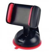 Suport auto Carcoustic pentru telefon cu fixare pe bord pentru smartphone-uri cu latimea cuprinsa intre 40-67mm