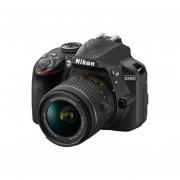 Cámara Reflex Digital Nikon D3400 Lente 18-55mm