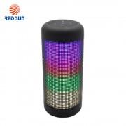 Boxa portabila cu lampa si Bluetooth Red Sun