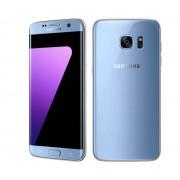 "Samsung Smartphone Samsung Galaxy S7 Edge Sm G935f 32gb Octa Core 5.5"" Dual Edge Super Amoled Dual Pixel 12 Mp 4g Lte Refurbished Blue Coral"