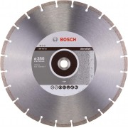 Bosch dijamantska rezna ploča Standard for Abrasive 350 x 20/25,40 x 2,8 x 10 mm - 2608602621