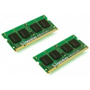 Kingston 8GB [2x4GB 1333MHz DDR3 CL9 1Rx8 SODIMM]