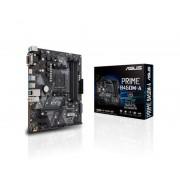 Asus Placa base amd prime b450m-a socket am4 ddr4x4 3200mhz max 64gb dvi-d vga hdmi matx