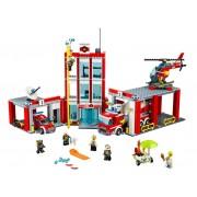 LEGO - REMIZA DE POMPIERI (60110)