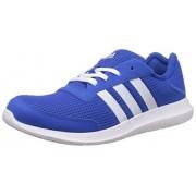 adidas Men's Element Refresh M Blue, Ftwwht and Blue Running Shoes - 9 UK/India (43.33 EU)