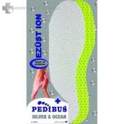 Gyógytalpbetét bőrkeményedések és lábszag ellen