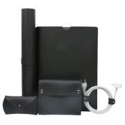 Multifunctional 5-in-1 MacBook Pro 15.4 Set - Black