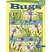Spark Bugs Coloring Book