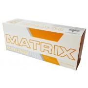 Tuburi tigari Matrix galben cu carbon activ