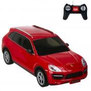 Masina cu telecomanda Porsche Cayenne, scara 1:24, rosu
