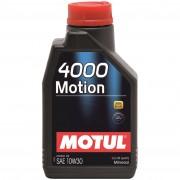MOTUL 4000 Motion 10W30 1 litru