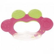 Бебешка дрънкалка с мек накрайник, Canpol, налични 2 цвята, 070414