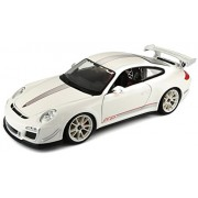 Bburago 1:18 Porsche 911 GT3, (Color May Vary )