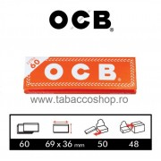 Foite tigari OCB Standard Orange 60