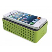 Amplificator portabil wireless TFA TOUCH&PLAY-Muzica de pe smartphone!