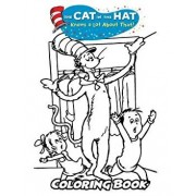 The Cat in the Hat Knows a Lot about That! Coloring Book: Coloring Book for Kids and Adults, Activity Book with Fun, Easy, and Relaxing Coloring Pages, Paperback/Alexa Ivazewa
