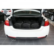 BMW 4 Series Coupé (F32) 2013-present Car-Bags Travel Bags