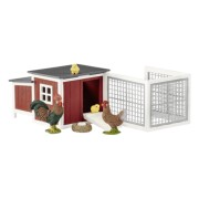Schleich Farm World 42421 Chicken coop