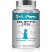 Simply Supplements Maxi-Joint Plus 500mg para Perros Pequeños - 180 Cápsulas para espolvorear