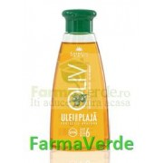 Ulei plaja cu ulei de morcov si masline FP 6 Cosmetic Plant