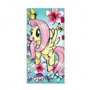 My Little Pony badlaken/strandlaken Fluttershy 70 x 140 cm