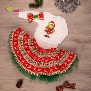 Set Rochiță Tutu - Crăciuniță - Magic