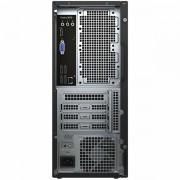 Dell Vostro Desktop 3670 w/290W PSU, Intel Pentium Gold G54004M, 3.7 GHz, 4GB1X4GBDDR4 2666MHz, 1TB 7200 RPM SATA 6Gb/s64MB Cache, Intel UHD 610, DVDRW, 802.11bgn, BT 4.0, KM, Linux, 3Y NBD N212VD3670BTPEDB03_1905_UBU-09