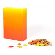 Areaware - Farbverlauf Puzzle, rot / gelb