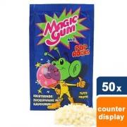 Zeta - Magic Gum Pop Rocks - Tutti Frutti - 50 bags