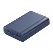 Baterie externa portabila GP B07A Powerbank, 7500 mAh, 2.1 A, Albastru