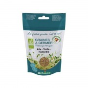 Mix alfalfa, trifoi, ridiche pt germinat bio 150g