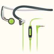 HEADPHONES, Sennheiser PMX 686G Sports - Android, Microphone, Green (506228)