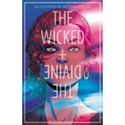 The Wicked + the Divine Volume 1: The Faust ACT, Paperback/Kieron Gillen