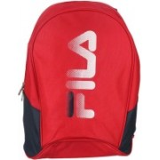 Fila BRADELY Waterproof Backpack(Red, 15 L)