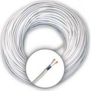 MTL 2x1 (H03VVH2-F) Sodrott erezetű Réz Lapos kábel