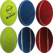 Wasan Tennis Cricket Ball Pack Of 3