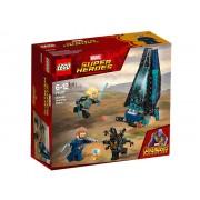 ATACUL TRANSPORTORULUI DE TRUPE OUTRIDER - LEGO (76101)