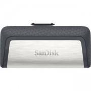Флаш памет SanDisk Ultra Dual Drive USB Type-C 32GB, read speed: up to 150 MB/s, SDDDC2-032G-G46