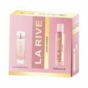 Set cadou La Rive Sweet Woman parfum si deodorant