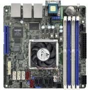 Placa de baza ASRock C3558D4I-4L , Mini-ITX , Sloturi 4 , DDR4
