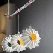 Porzellan-Stern Stella, 1 Stück