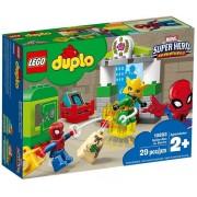 Lego Klocki konstrukcyjne LEGO DUPLO Spider-Man vs. Electro 10893