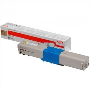 Oki MC 342. Toner Amarillo Original