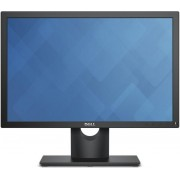 "Monitor LED Dell 19.5"" E2016H, HD+ (1600 x 900), VGA, DisplayPort, 5ms (Negru)"