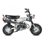 Moto DAX 50 SKYMAX SE - SKYTEAM - White