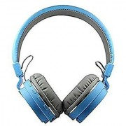 Vinimox wireless Dolby Sound Bluetooth Wireless Headphone With FM and Micro SD Compatible with all android phones